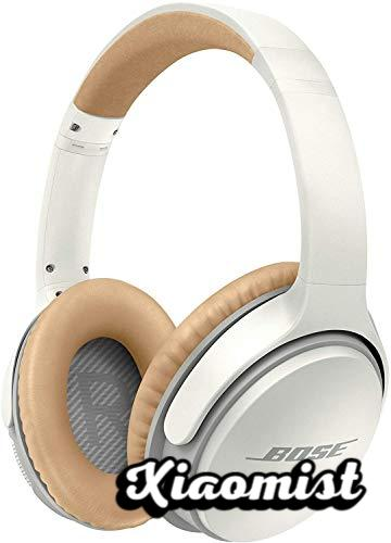 Bose SoundLink II - Bluetooth On-Ear Headphones with Microphone, Integrated Remote Control, White