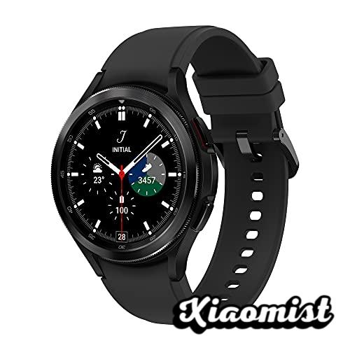 Samsung Galaxy Watch4 Classic - Smartwatch, Rotating Bezel, Health Monitoring, Sports Tracking, Bluetooth, 42 mm, Black Color (Version ES)