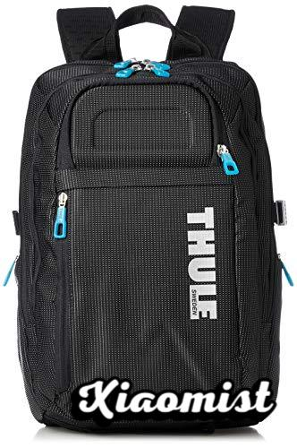 """Thule Crossover Backpack for MacBook Pro 15 """", Black with White Dots"""