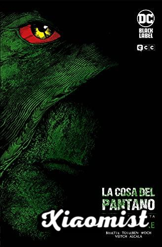 The Swamp Thing by Alan Moore - The Complete Saga