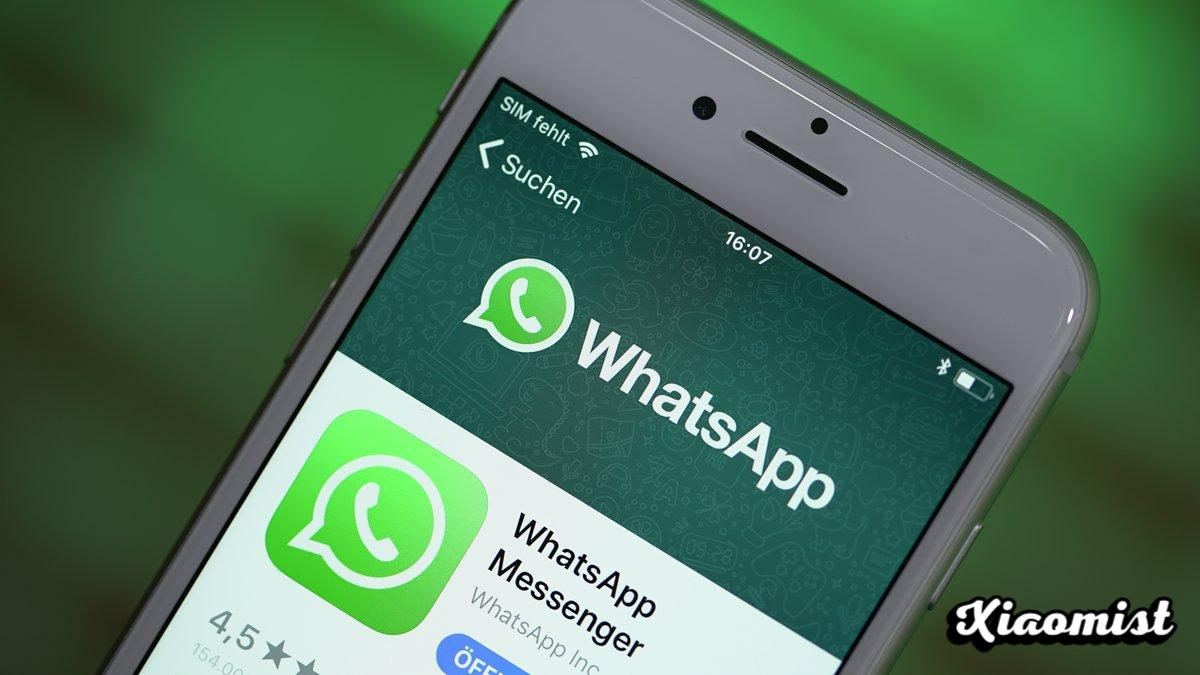 WhatsApp for the iPhone has a small but nice innovation