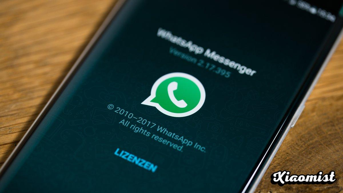 New to WhatsApp: You decide who sees your information