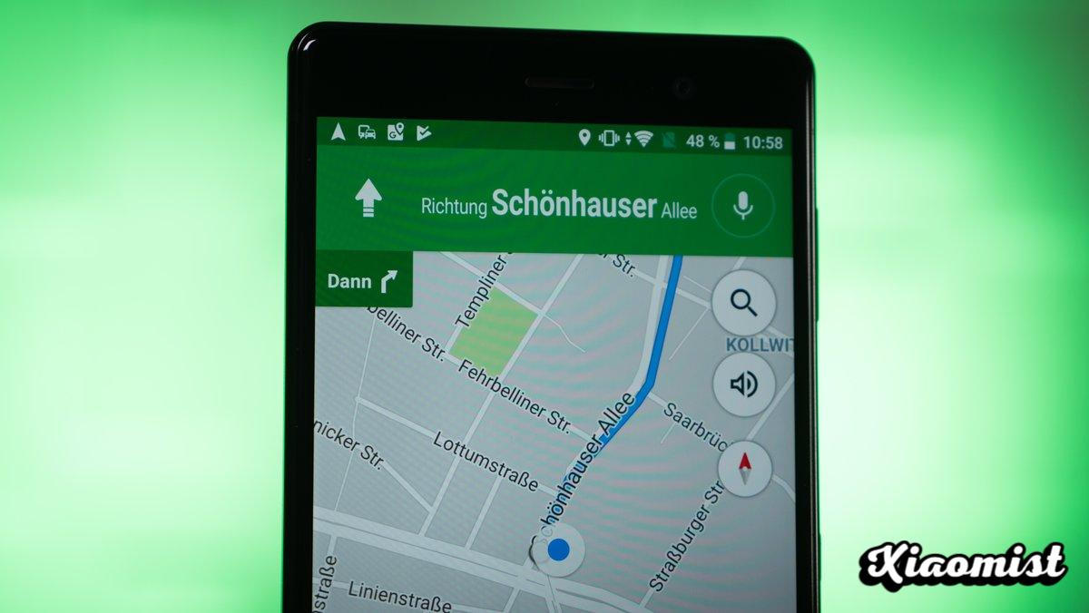 Google Maps: If you don t share your data, you won t get any navigation