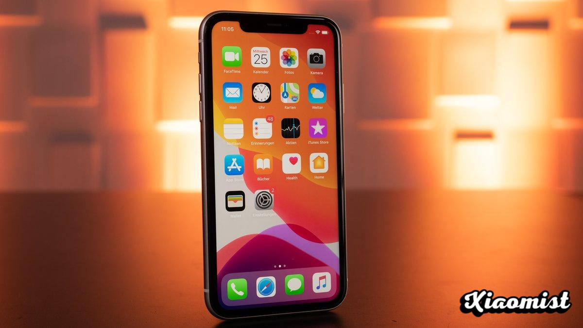 Inexpensive Apple bundle: iPhone 11 + 20 GB + Allnet / SMS flat rate greatly reduced