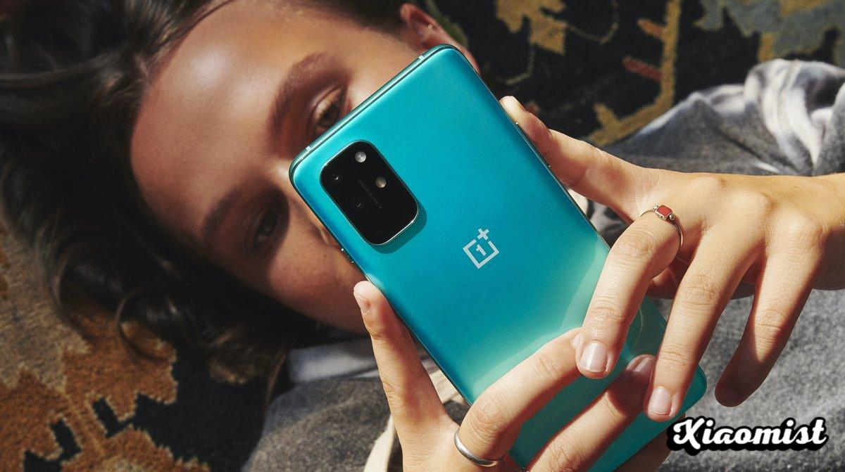 OnePlus 8T falling in price: top smartphone cheaper than ever
