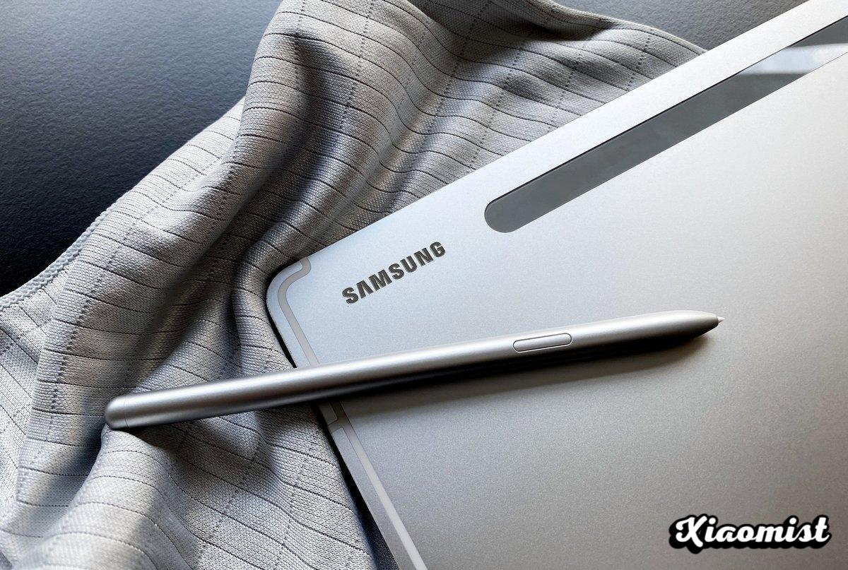 Galaxy Tab S8 Ultra: Samsung is rethinking the Android tablet