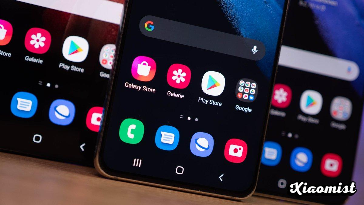 Android 12 for Samsung phones: good news for Germany