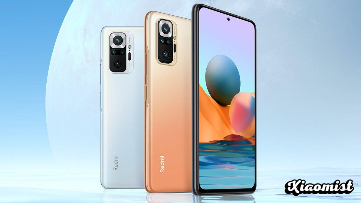 Xiaomi Redmi Note 10 Pro with 10 GB tariff at an absolute bargain price