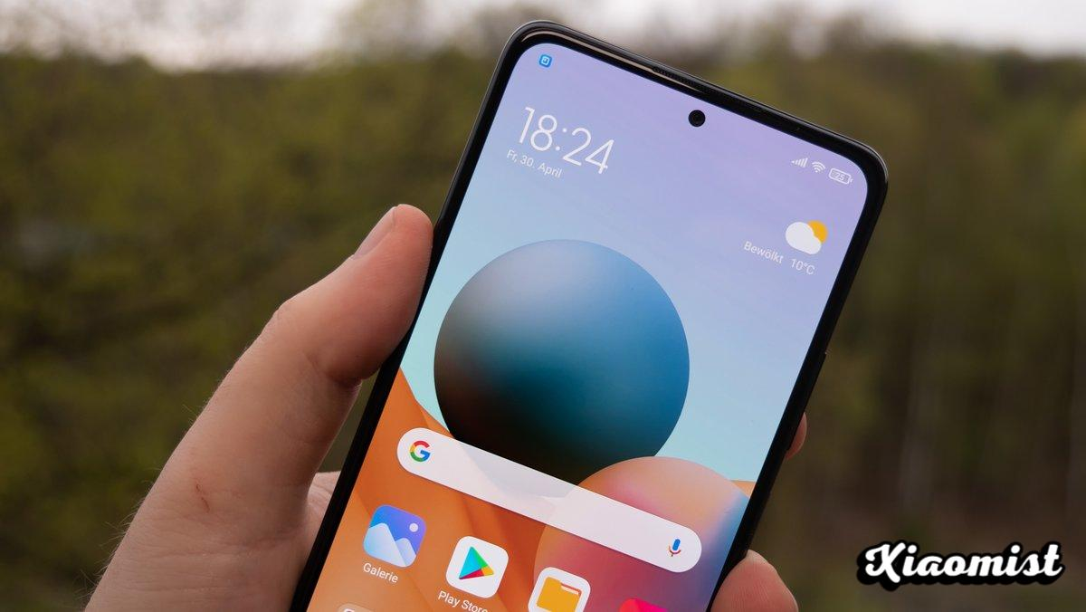 Xiaomi mobile phone: price-performance hit planned with a huge battery