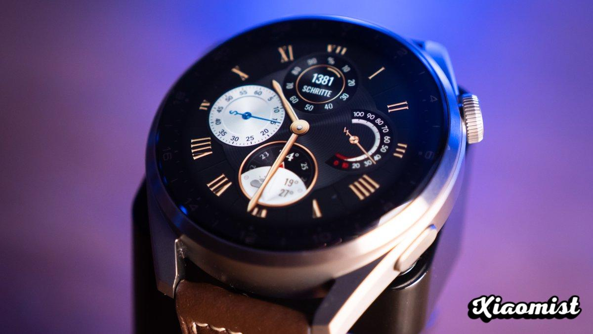 Huawei smartwatch: new generation receives important approval