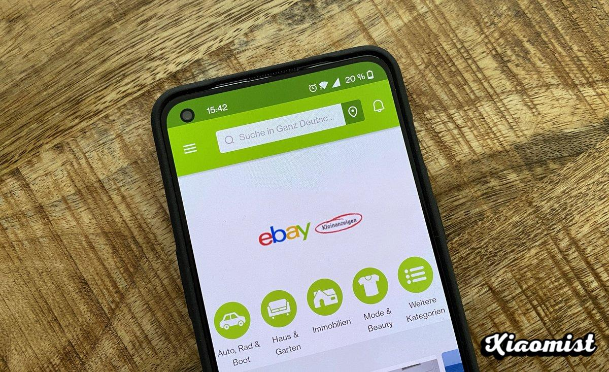 For more security: eBay classifieds restricts contact
