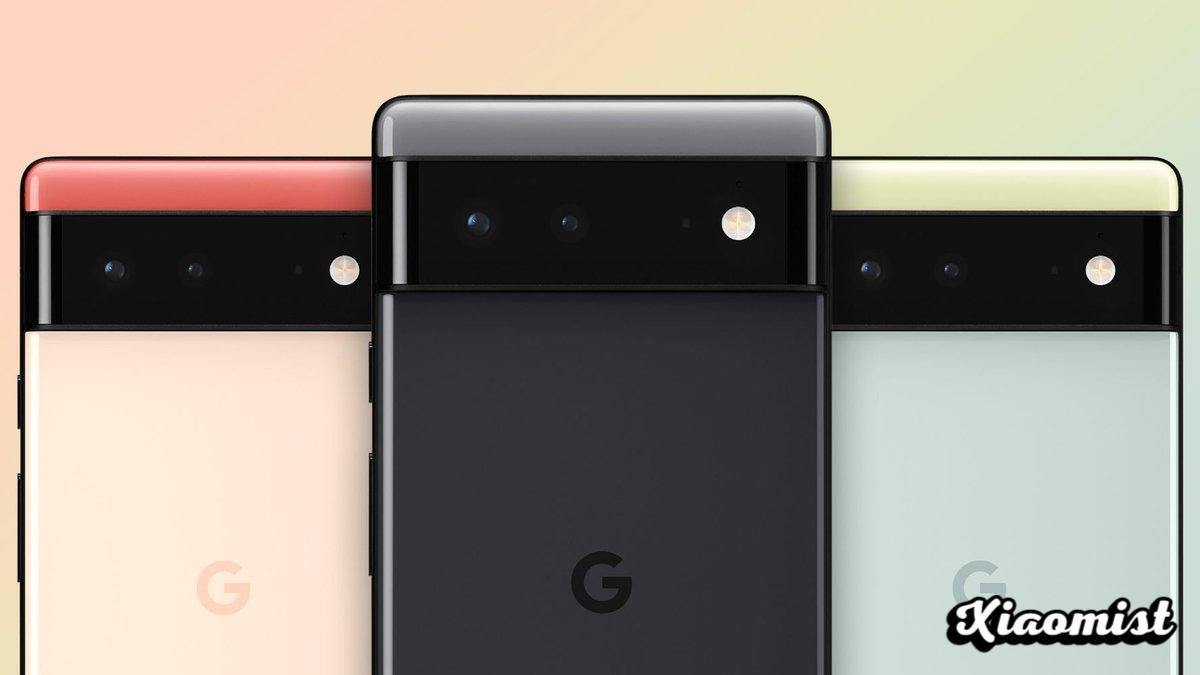 Pixel 6: Google wants to steal the show from Apple