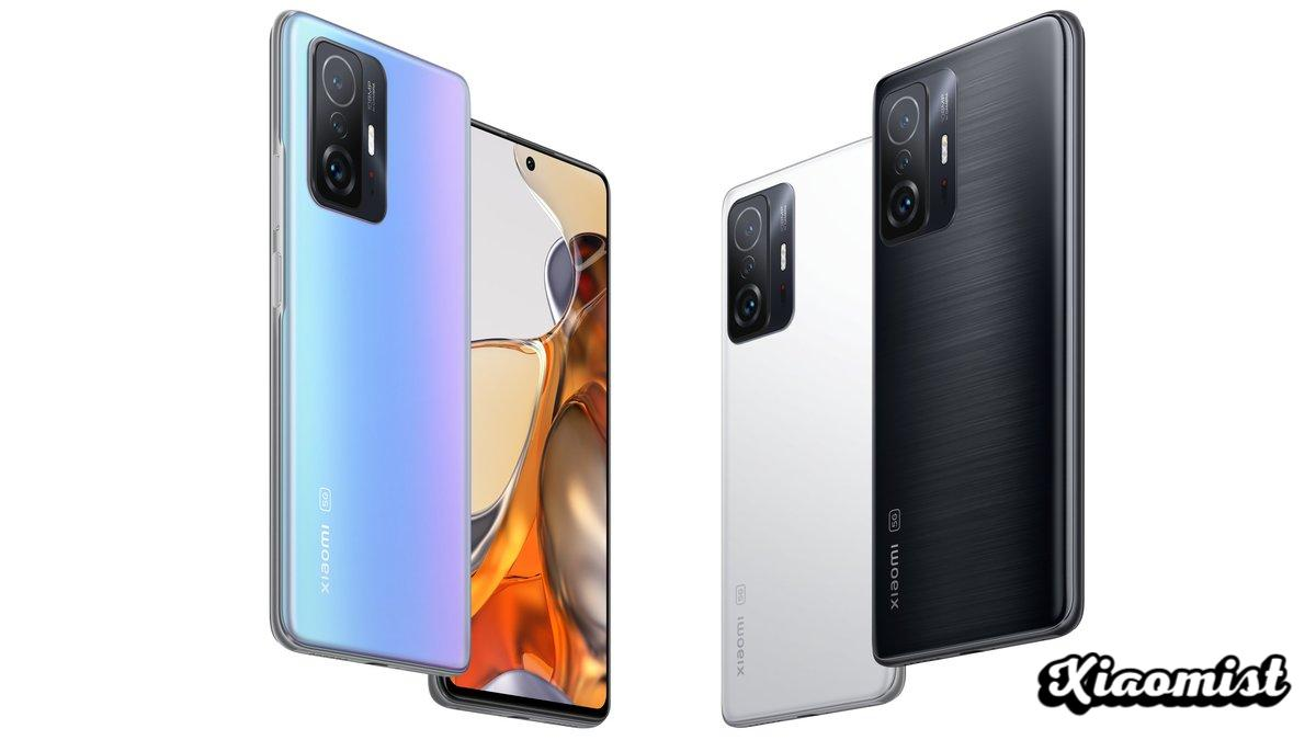 Xiaomi 11T (Pro) presented: affordable top smartphones with special functions