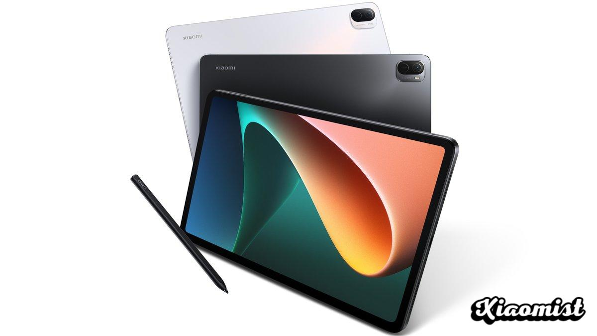 Xiaomi Pad 5 comes to Germany: iPad, steps aside