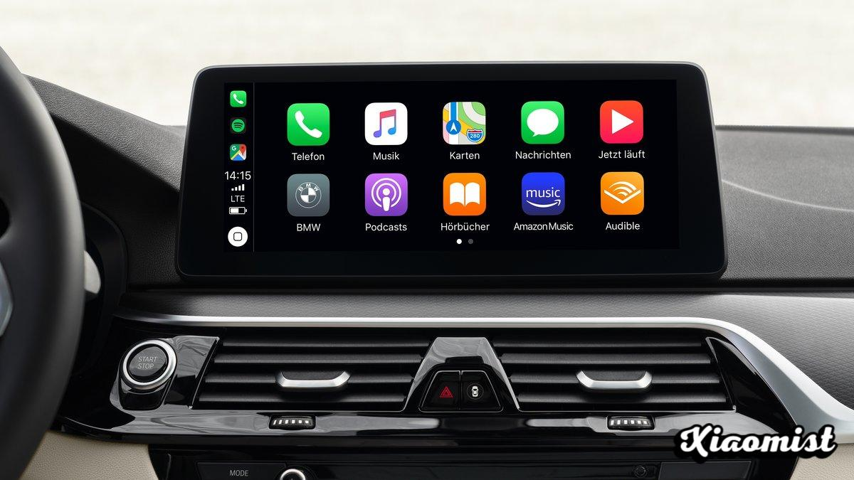 Apple CarPlay: This is how the iPhone becomes a passenger