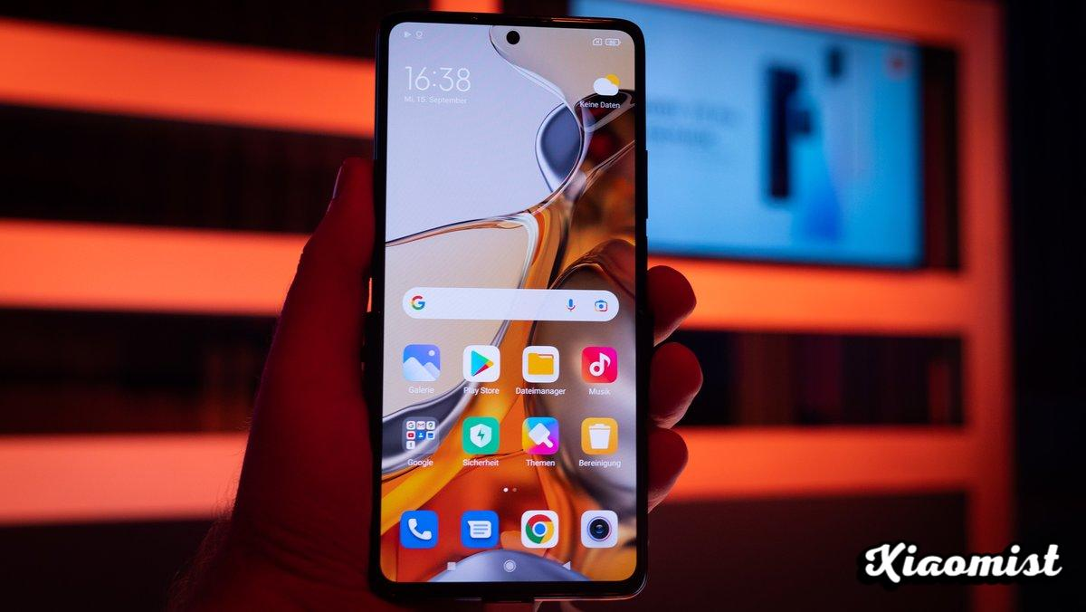 Xiaomi 11T (Pro): Tried price-performance hit in the video