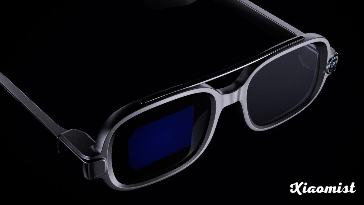 Xiaomi introduces smart glasses: this is what the future of smartphones looks like